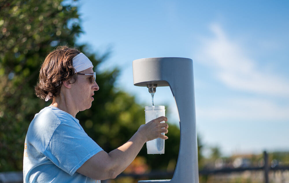 Water Filling Stations